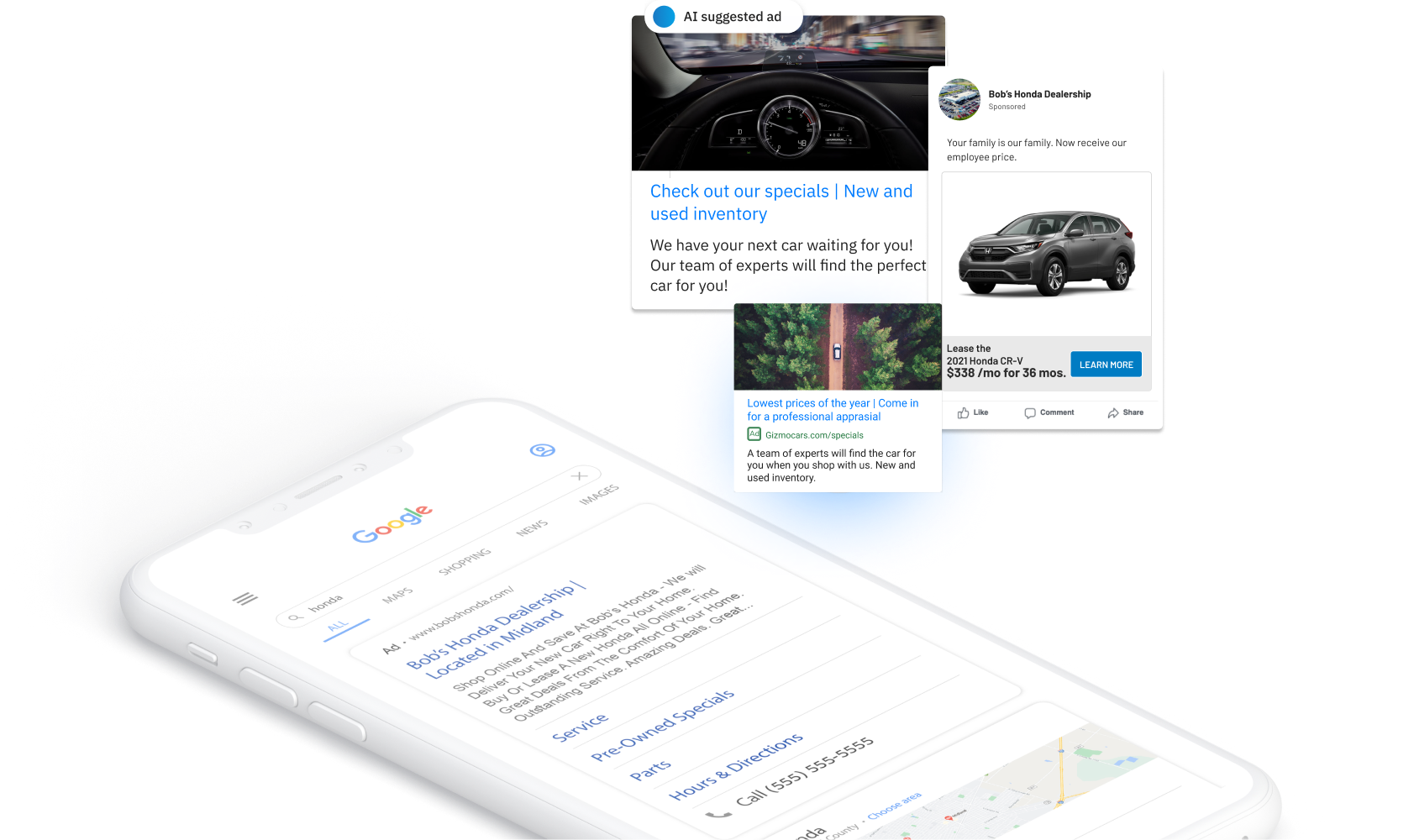 Reach new levels of paid search with fast, easy, competitive ads