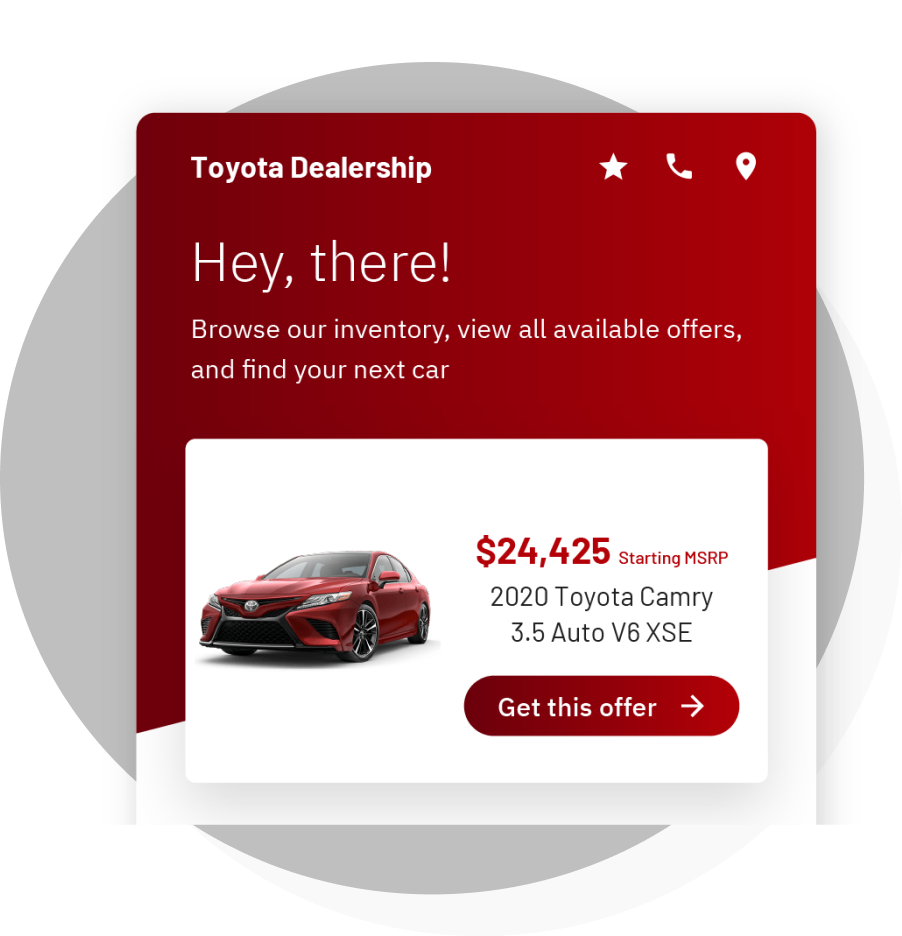 Avoid the long hours of uploading specials, updating prices, and adding disclaimers with Connect's automatic dealer offer optimization