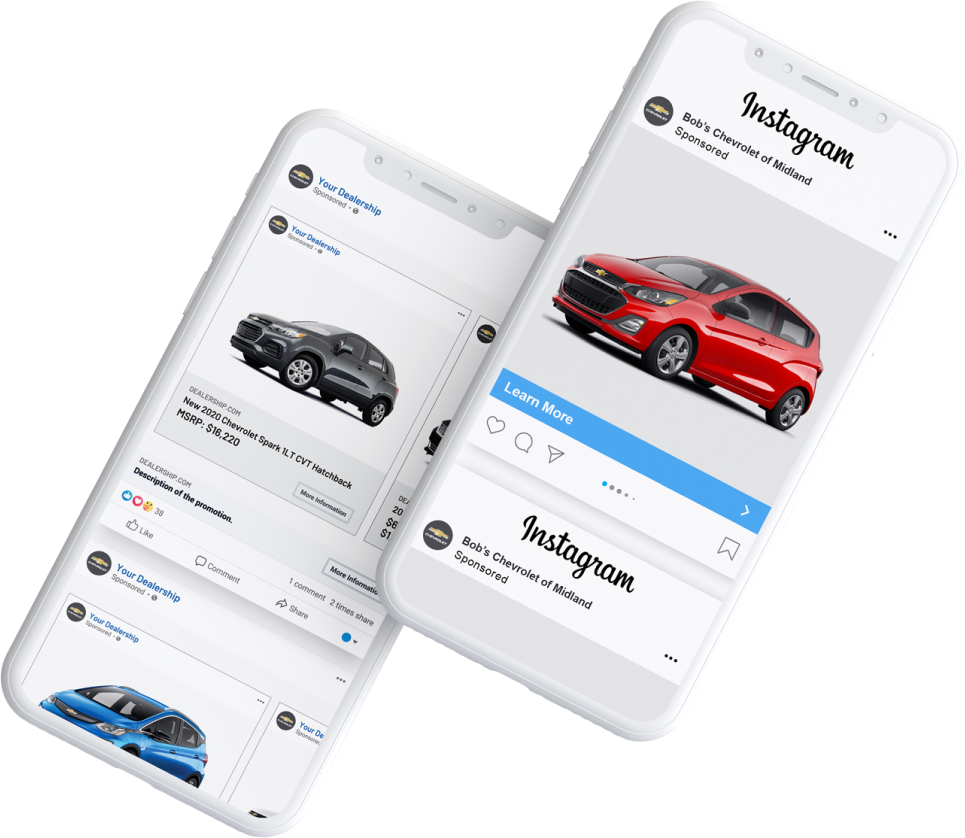 Drive more leads from social ads with automated marketing.
